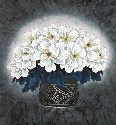 王天胜国画作品030801